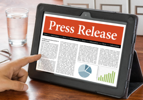 RECOVER PRESS RELEASE
