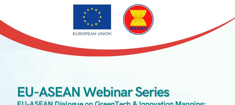 EU – ASEAN Webinar series
